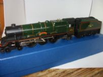 Triang Hornby 4-6-2 BR 4-6-2 Locomotive